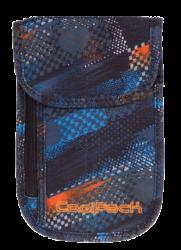 peněženka na krk CoolPack Tourist 758-na cestovní pas, doklady a kreditní karty rozměr 19 x 12 cm