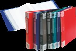katalogová kniha Patio  40 listů černá(5907690881030)
