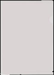 obal L  A4 silný 007214-PP fólie 150 µm