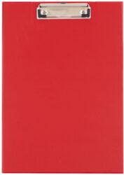 podložka A4 jednodeska karton/PP červená 009450