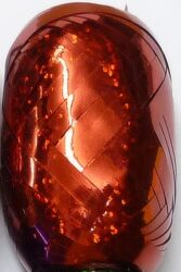 stuha vázací 20m hologram červená-PRODEJ POUZE PO BALENÍ