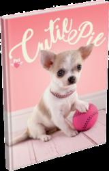 záznamní kniha Lizzy A5 čistá Pet Cutie Pie 18252410