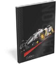 záznamní kniha L A6 čistá Geo Technic Tramontana 16253003