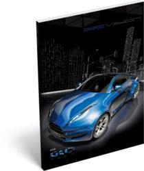 žblok A7 Geo Technic Blue 15265301
