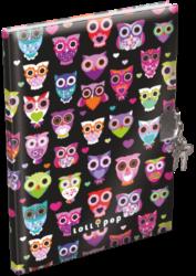 památník A5 se zámečkem Lollipop Dark Owl 17295622