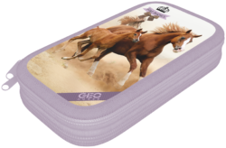 penál 2 patra prázdný Geo Horse Two 17343107