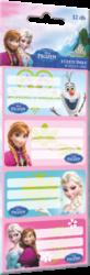 samol.na sešity 12ks Frozen Elsa 15350201