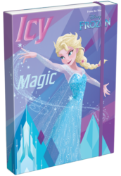 box na sešity A4 Frozen Castle 17355119