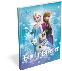 záznamní kniha L A5 čistá Frozen Winter Magic 16372712
