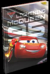 záznamní kniha Lizzy A5 čistá Cars McQueen 17372806