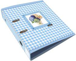 pořadač pákový A4  LIZZY 7,5cm Geo Flora Blue 15395901