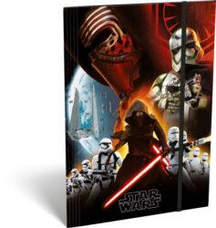 desky  3 klopy s gumou A4 Star Wars 7 Force Awakeans