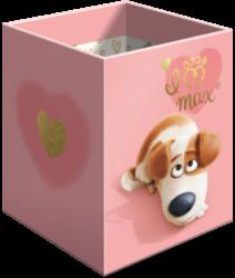 stojánek  na tužky hranatý The Secret Life Of Pets Max 16438602
