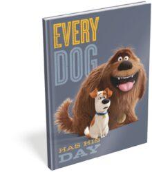 záznamní kniha L A5 čistá The Secret Life Of Pets Every Dog 16441501
