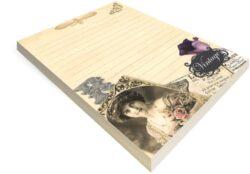 blok s magnetem A7 50l Vintage La Belle 16465201