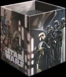 stojánek  na tužky hranatý Star Wars Rogue One Two Sides 17496415