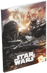 žblok A7 Star Wars Rogue One Trench 16500308