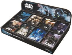 blok A7  display Star Wars Rogue One mix