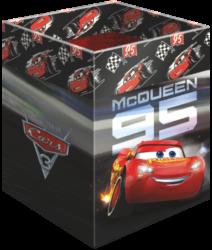 stojánek  na tužky hranatý Cars McQueen 17507806