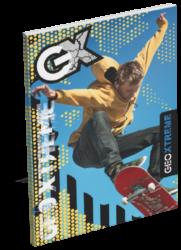 blok A6 čistý lep.bok Geo Xtreme Pro 18519107