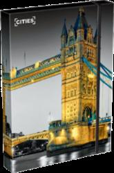 box na sešity A4 Cities London 18566001