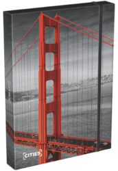 box na sešity A5 Cities San Francisco 18566602