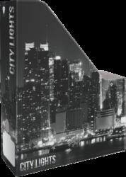 box na sešity skládací A4 KB Citylights New York 18569805
