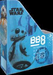 box na sešity skládací A4 Star Wars 8 BB-8 18569902