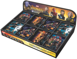 blok A7  display Avengers Infinity War mix 80ks 18571204