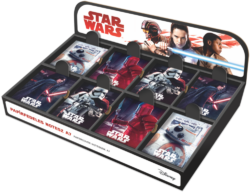 blok A7  display Star Wars 8 mix 80ks 18571410