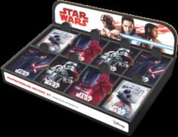blok A7  display Star Wars 8 mix 80ks 18571410