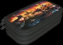 penál 3 patra prázdný Avengers Infinity War Heroes 18573902