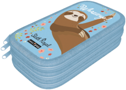 penál 3 patra prázdný Lollipop Sloth Royal 19622038
