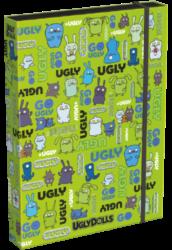 box na sešity A4 Ugly Dolls Green 19662002