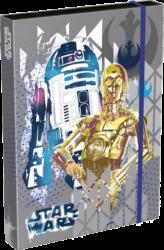 box na sešity A4 Star Wars Heroes Droids 19662101