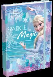 box na sešity A4 Frozen Magic 19662427