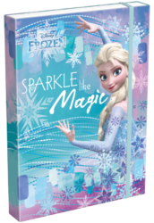 box na sešity A4 Frozen Magic 19662427