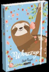 box na sešity A5 Lollipop Sloth Royal 19662938