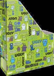 box na sešity skládací A4 Ugly Dolls Green 19673902