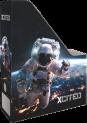 box na sešity skládací A4 X-Cited Space 19675303
