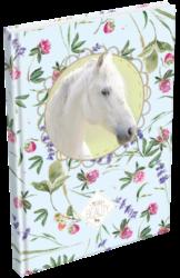 záznamní kniha Lizzy A5 čistá Wild Beauty White 19678101