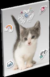 blok A7 Pet Fluff Kitten 19683013