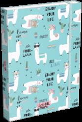box na sešity A4 Lollipop Lama LOL 20763447