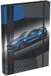 box na sešity A4 Ford Mustang Blue 20764803