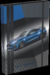 box na sešity A4 Ford Mustang Blue 20764803