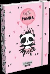box na sešity A5 Lollipop Hello Panda 20766349