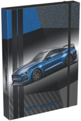 box na sešity A5 Ford Mustang Blue 20767003