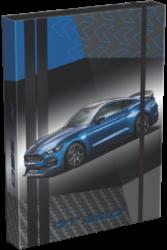 box na sešity A5 Ford Mustang Blue 20767003