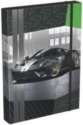 box na sešity A5 Ford GT Green 20767102
