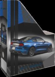 žbox na sešity skládací A4 Ford Mustang Blue 20771703